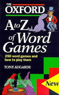 Image for The Oxford A to Z of Word Games