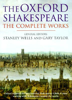 Image for William Shakespeare: The Complete Works (The Oxford Shakespeare)