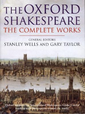 Image for The Oxford Shakespeare The Complete Works