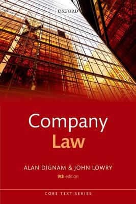 Image for Company Law (Core Text)