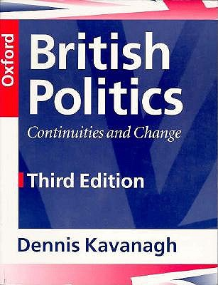 Image for British Politics: Continuities and Change