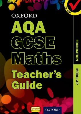 Image for Oxford GCSE Maths for AQA: Foundation Teacher's Guide