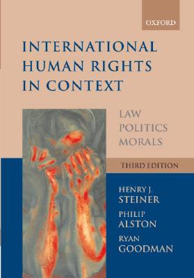 Image for International Human Rights in Context: Law, Politics, Morals