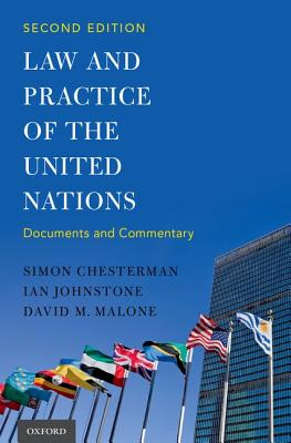Image for Law and Practice of the United Nations