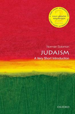 Image for Judaism: A Very Short Introduction (Very Short Introductions)