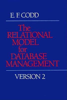 Image for The Relational Model for Database Management: Version 2