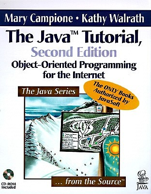 Image for The Java Tutorial: Object-Oriented Programming for the Internet (2nd Edition)