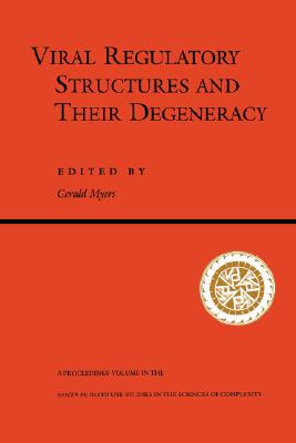 Image for Viral Regulatory Structures And Their Degeneracy (Santa Fe Institute Series)