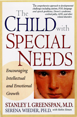 Image for The Child With Special Needs: Encouraging Intellectual and Emotional Growth (Merloyd Lawrence Book)