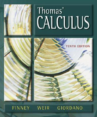 Image for Thomas' Calculus (10th Edition)