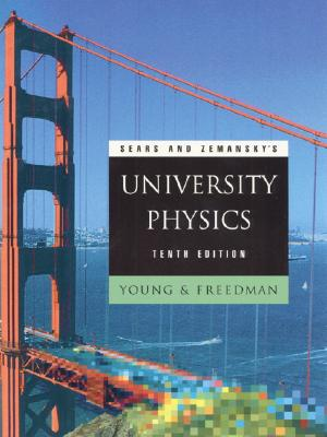 Image for Sears and Zemansky's University Physics (10th Edition)