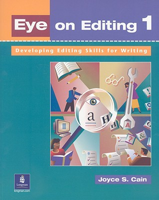 Image for Eye on Editing 1: Developing Editing Skills for Writing (Book 1)