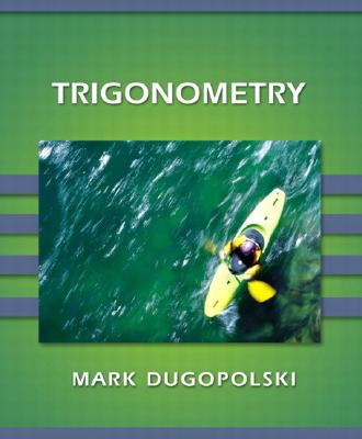 Image for Trigonometry (Dugopolski Series)