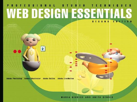 Image for Web Design Essentials (2nd Edition) (Adobe Design Essentials)