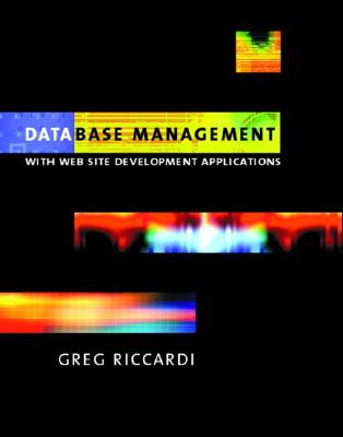 Image for Database Management: With Website Development Applications
