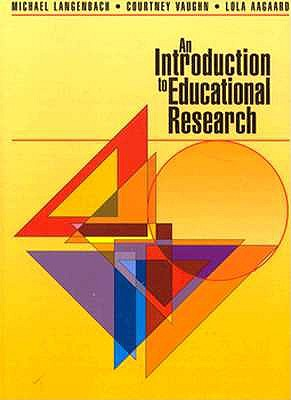 Image for An Introduction to Educational Research