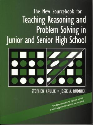 Image for New Sourcebook for Teaching Reasoning and Problem Solving in Junior and Senior High School, The