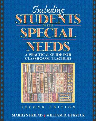 Image for Including Students With Special Needs: A Practical Guide for Classroom Teachers