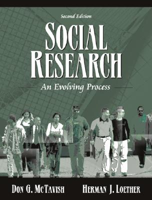 Image for Social Research: An Evolving Process (2nd Edition)