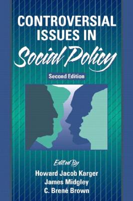 Image for Controversial Issues in Social Policy (Second Edition)