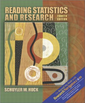 "Image for ""Reading Statistics and Research (with Research Navigator), Fourth Edition"""