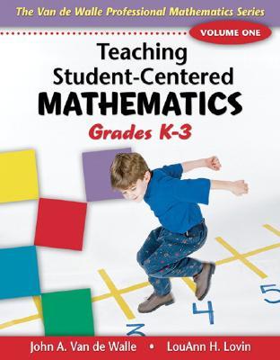 Image for Teaching Student-Centered Mathematics: Grades K-3