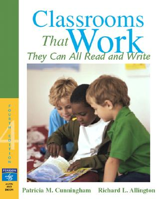 Image for Classrooms That Work: They Can All Read and Write (4th Edition)