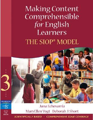 Image for Making Content Comprehensible for English Learners: The SIOP Model (3rd Edition)