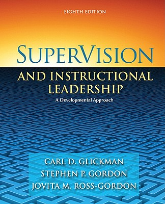 Image for SuperVision and Instructional Leadership: A Developmental Approach (8th Edition)