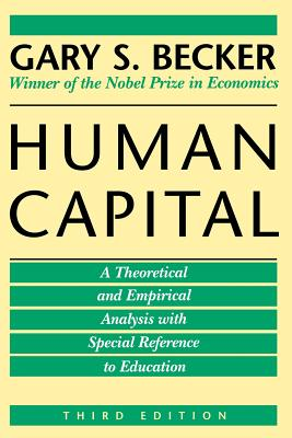 Image for Human Capital: A Theoretical and Empirical Analysis, with Special Reference to E