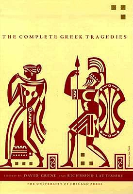 Image for The Complete Greek Tragedies; 4 vol