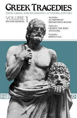 Image for Greek Tragedies, Volume 1