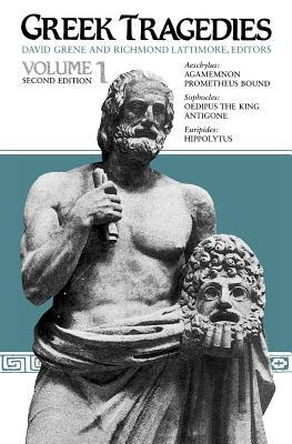 Greek Tragedies, Volume 1 (Greek Tragedies)