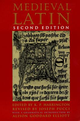 Image for Medieval Latin: Second Edition