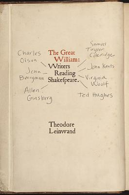 Image for The Great William: Writers Reading Shakespeare