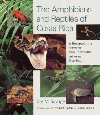 Image for The Amphibians and Reptiles of Costa Rica: A Herpetofauna between Two Continents, between Two Seas