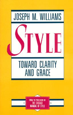 Image for Style Toward Clarity and Grace