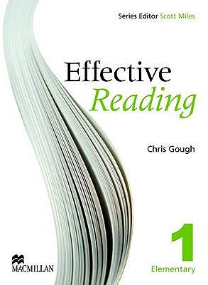 Image for Effective Reading 1 Elementary  Student Book Elementary