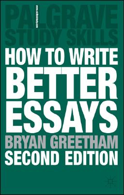 Image for How to Write Better Essays