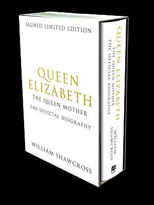 Image for QUEEN ELIZABETH THE QUEEN MOTHER THE OFFICIAL BIOGRAPHY