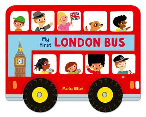 Image for MY FIRST LONDON BUS