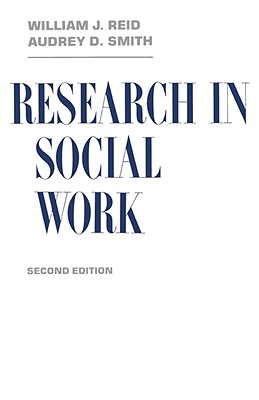 Image for Research in Social Work