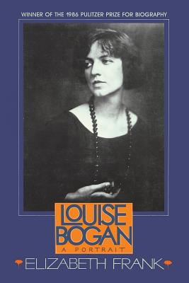Image for Louise Bogan: A Portrait