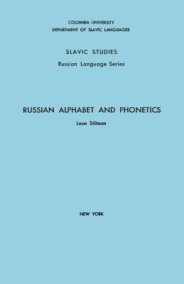 Image for Russian Alphabet and Phonetics (Columbia Slavic Study)