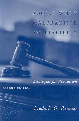 Image for Social Work Malpractice and Liability: Strategies for Prevention