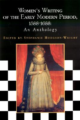 Image for Women's Writing of the Early Modern Period