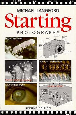 Image for STARTING PHOTOGRAPHY