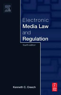Image for Electronic Media Law and Regulation