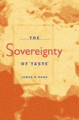 Image for The Sovereignty of Taste