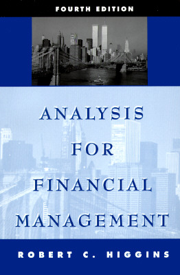 Image for Analysis for Financial Management (Irwin Series in Finance)